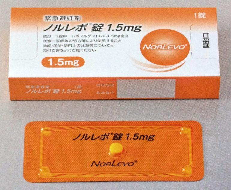 ノルレボ1錠|盛岡市の今井産婦人科内科クリニック